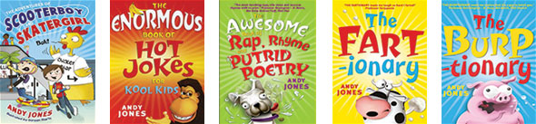 Rap & Rhyme with Andy Jones