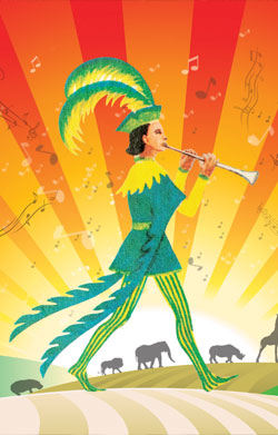 The Magic Flute - VIC 2017 peformed by Opera Australia