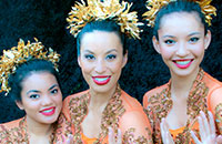 THE SUARA INDONESIA DANCE GROUP