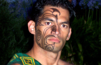 MANA: THE SPIRIT OF POLYNESIA peformed by Tony Mason